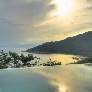 Six Senses Ninh Van Bay: a narrow escape