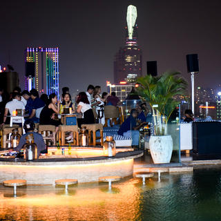 Social Club: one of the best rooftops in the city