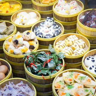 A surprising gastronomic stroll in Shanghai