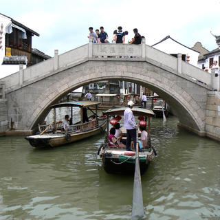 Zhujiajiao: the most beautiful bridges in China's Venice