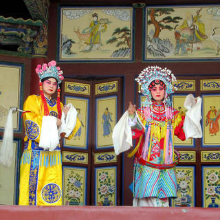 The Yifu Theatre: feudal, bourgeois, and dazzling