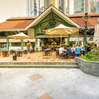 Exploring Singapore's best hawker centres