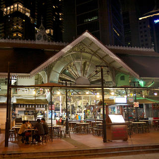 Lau Pa Sat Market: a concentration of culinary traditions