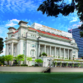 An idyllic stay at the Fullerton Hotel Singapore