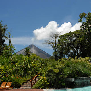 Arenal Volcano: a source of soothing thermal waters