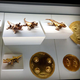 Museum of Pre-Columbian gold: the riches of Costa Rica