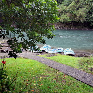 Rafting and kayaking in the Sarapiquí River Valley