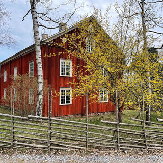 The Skansen Museum: a village back in time