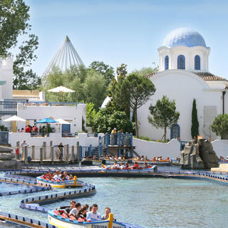 Europa Park, the one and only theme park
