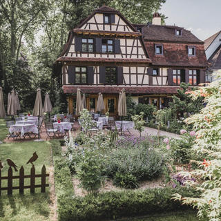 Stay at Anne's in a typical Alsatian house
