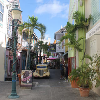 Philipsburg: duty-free paradise