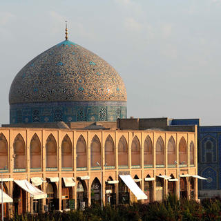 Isfahan: the splendid blue city