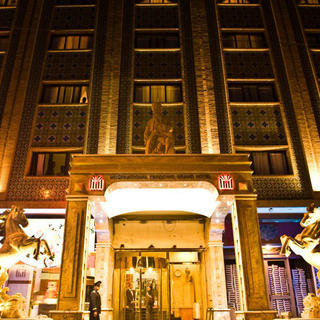 The Ferdowsi Grand Hotel boasts a convenient location