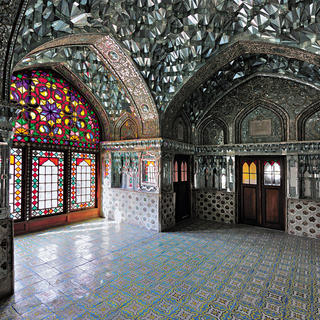 The Golestan Palace, a masterpiece of the Qajar era