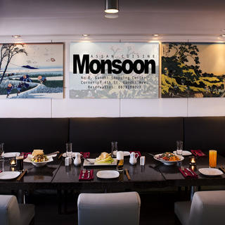 Asian flavours in the spotlight at Moonsoon
