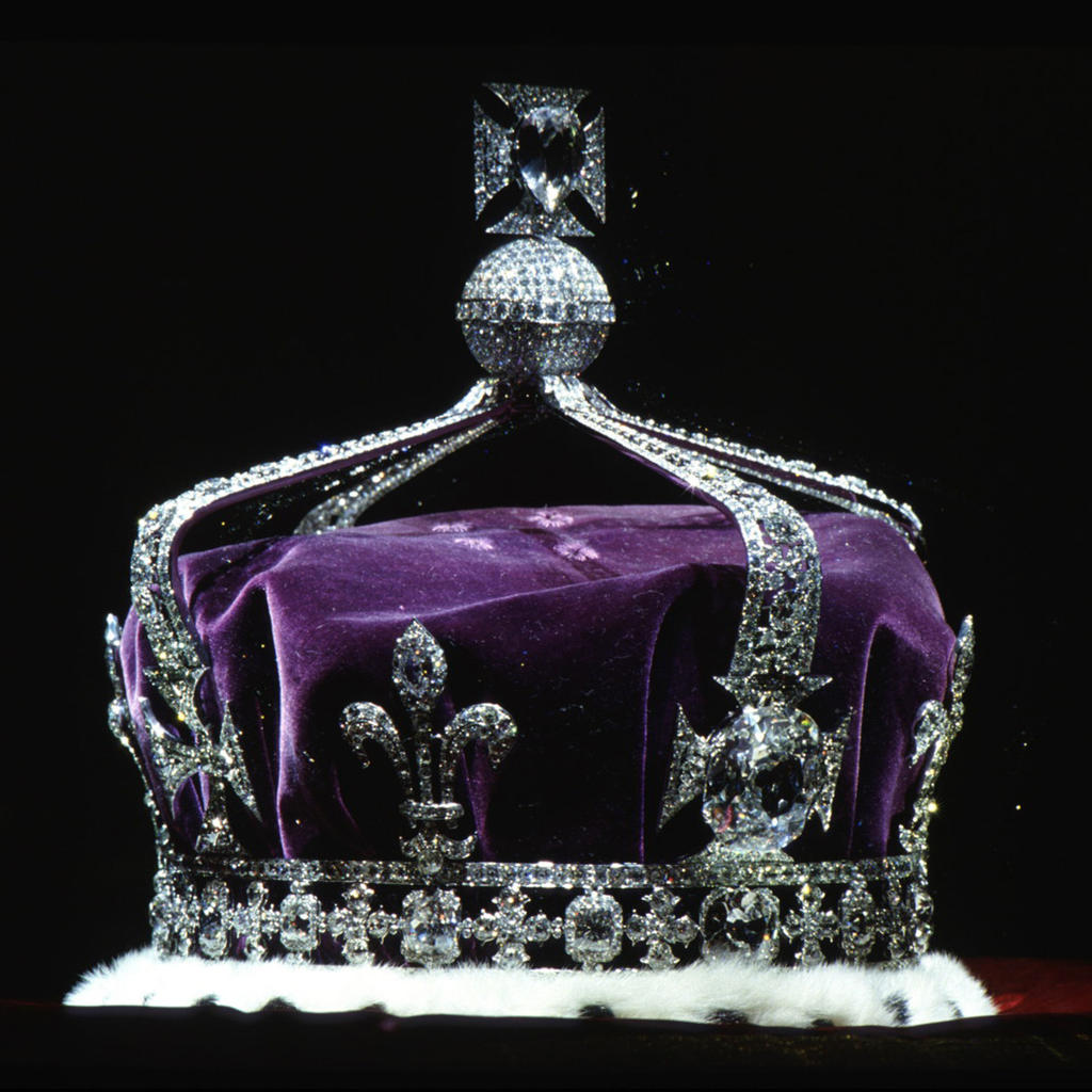 The treasures of the National Museum of the Crown Jewels