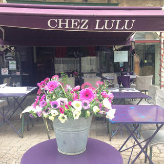 Chez Lulu: charming restaurant, shop, and outpost of Italian cuisine.
