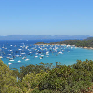 Excursion from Toulon to Porquerolles
