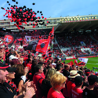 Stade Mayol: a rugby legend