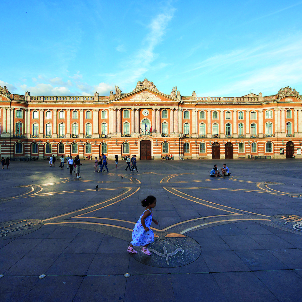 Discovering Toulouse's Capitole