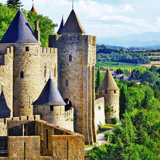 Guided tour of Carcassonne and surroundings from Toulouse
