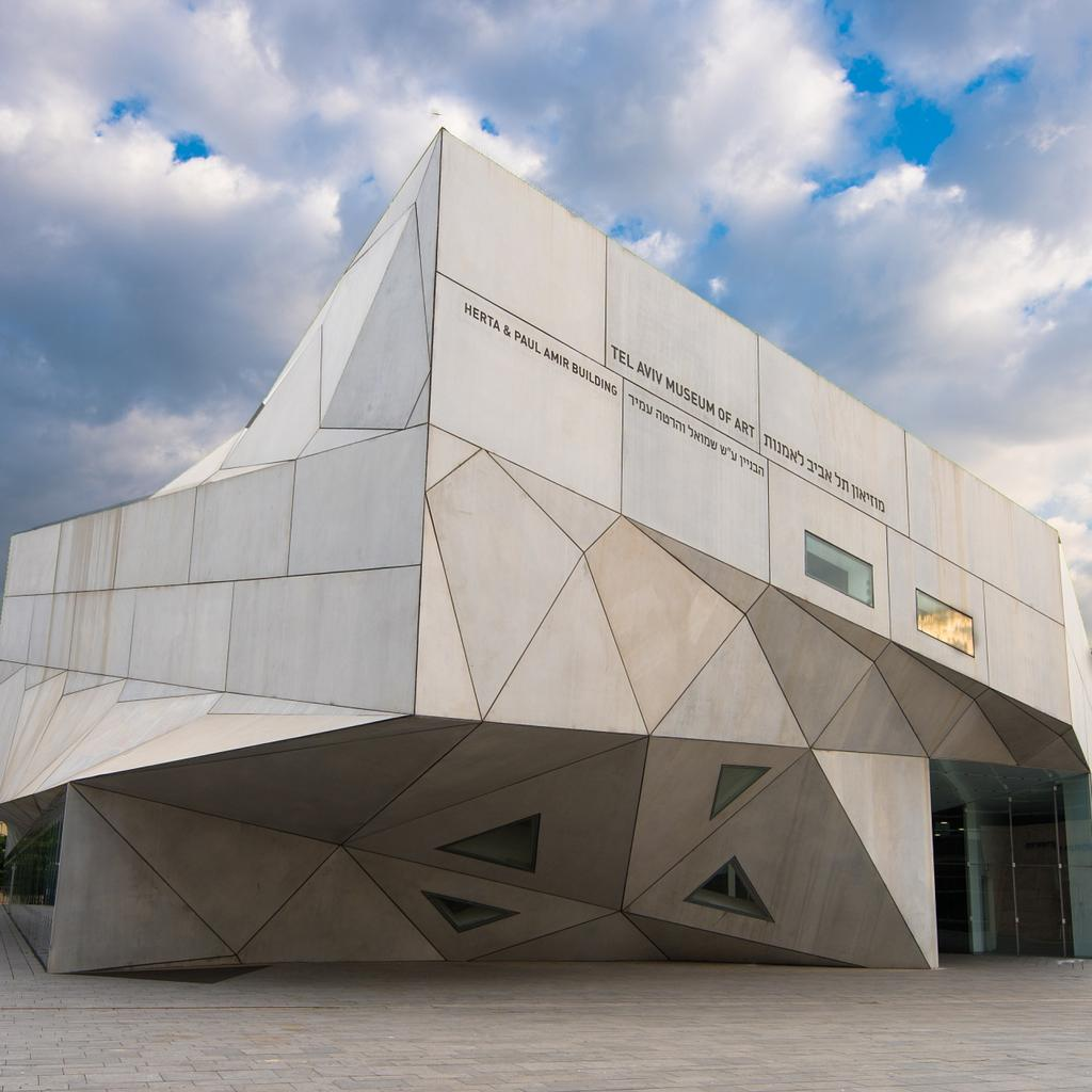 The Tel Aviv Museum of Art: in perpetual growth