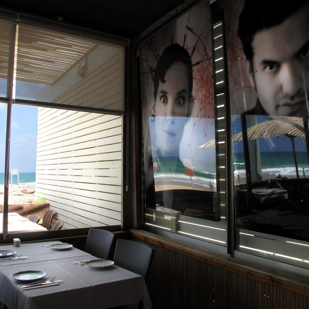 Manta Ray: fine dining and a view of the sea