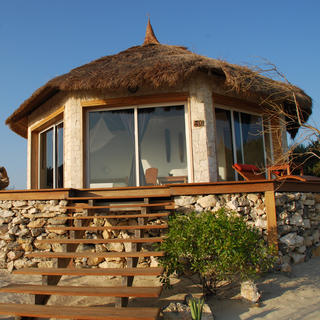 The Anakao Ocean Lodge, between land and sea