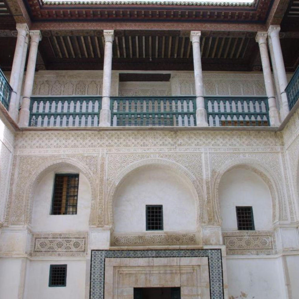 Dar El Haddad: one of the medina's finest palaces