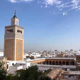 Zitouna Mosque : an impressive site in the medina