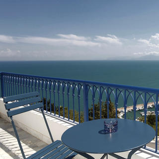 La Villa Bleue, in the heart of Sidi Bou Saïd