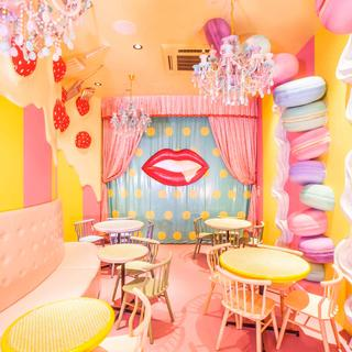Kawaii Monster Café ou la tendresse de la démence