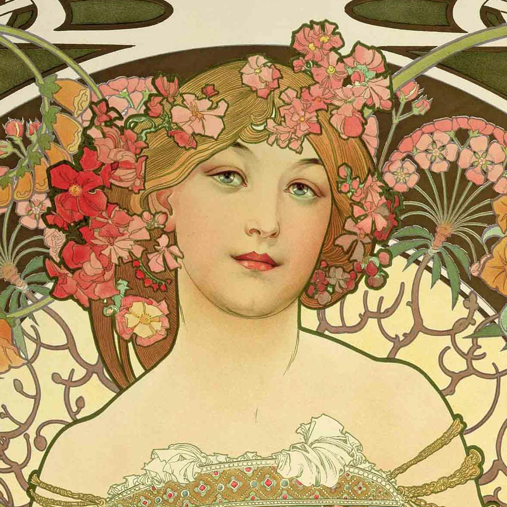 Mucha at the National Art Center