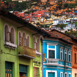 Discover Quito's historic centre