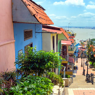 Sea air in Guayaquil