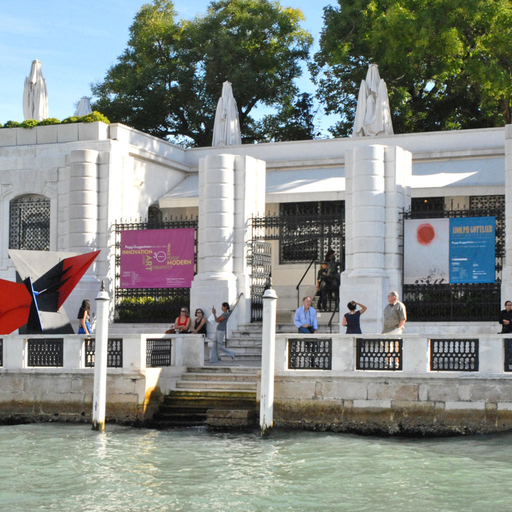 Peggy Guggenheim Collection: to see again and again
