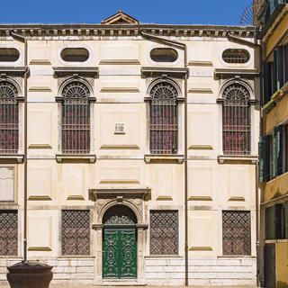 The Jewish ghetto of Venice, a multicultural melting pot
