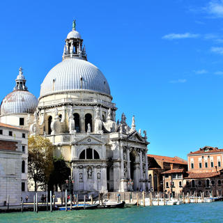 Santa Maria della Salute, for the love of the Virgin Mary