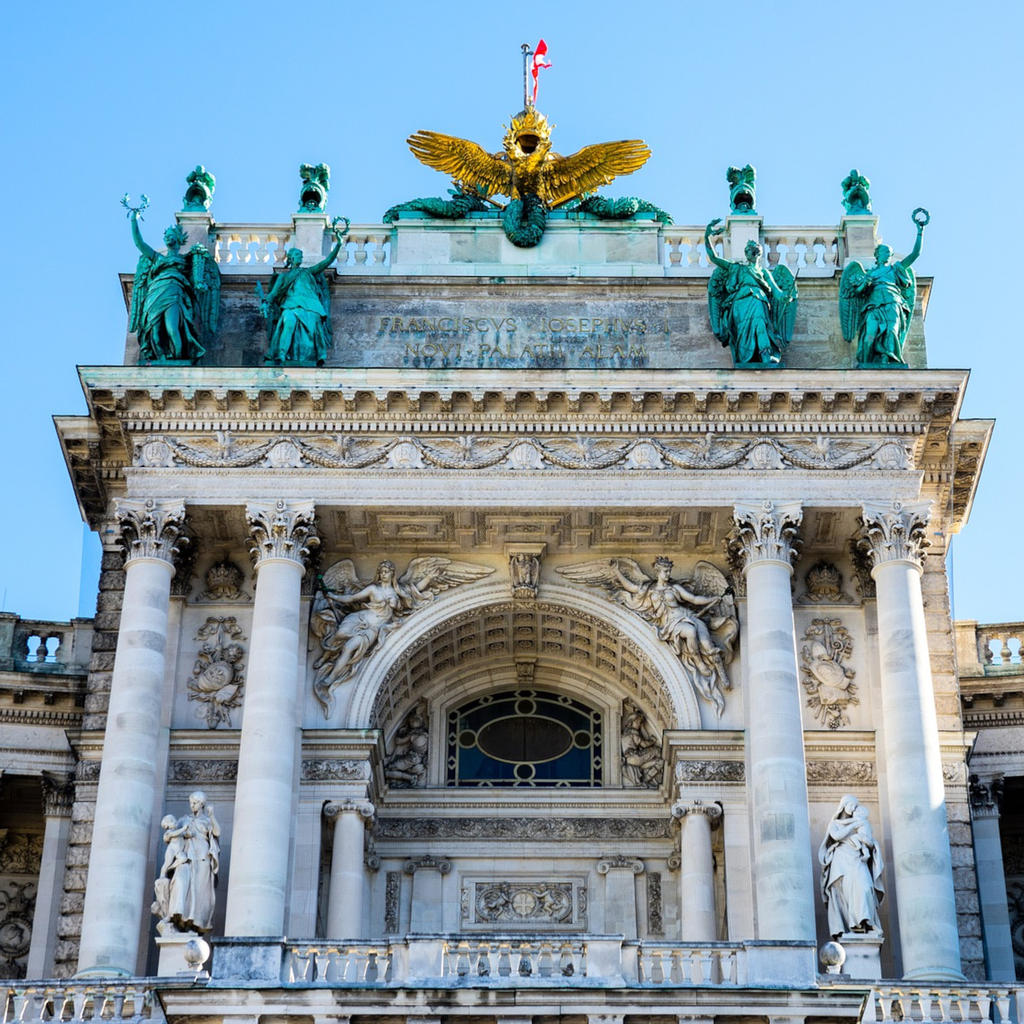 Hofburg: The Imperial Palace in the footsteps of the Habsburgs