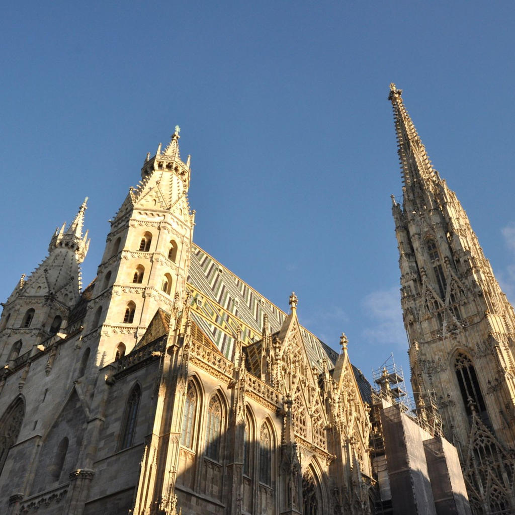 Saint-Stephen's Cathedral: its spire is the soul of the city