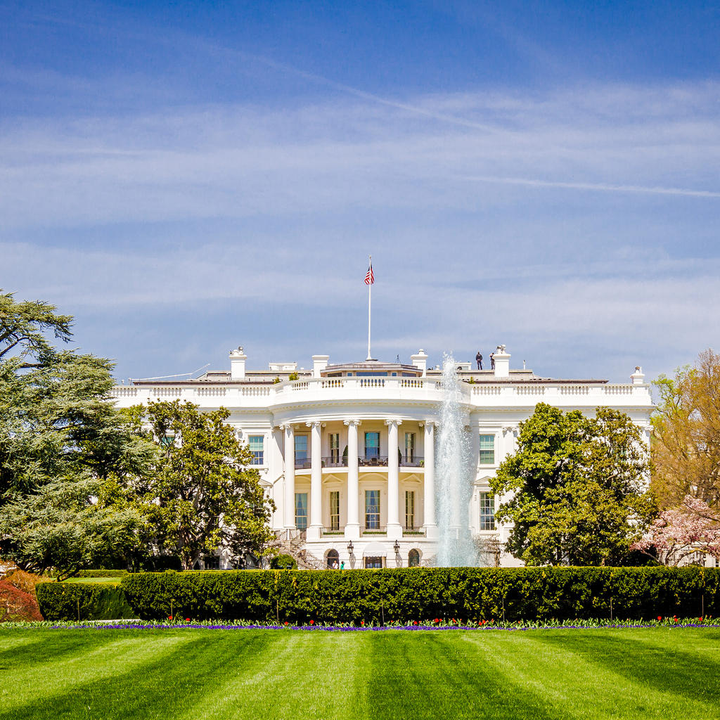 The White House: the most famous address in the US