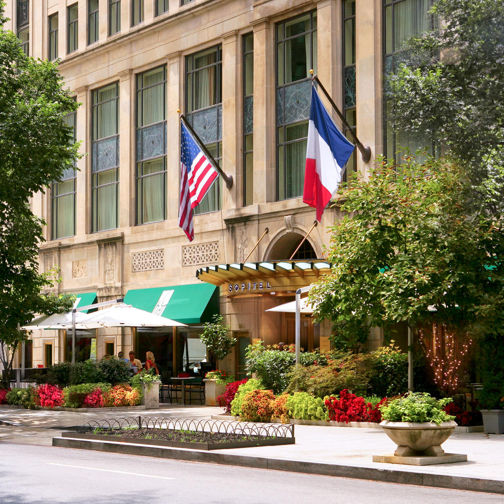 Sofitel Washington DC Lafayette Square: sophisticated Franco-American atmosphere