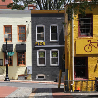 Georgetown: Washington's trendiest area