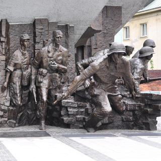The Warsaw Rising Museum, tribute to a martyr city