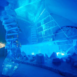 Discover the Ice Hotel, for a refreshing stay