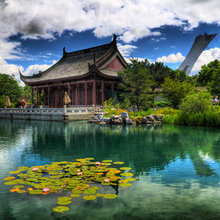 Montreal Botanical Garden: for nature lovers