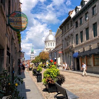 Old Montreal: a must