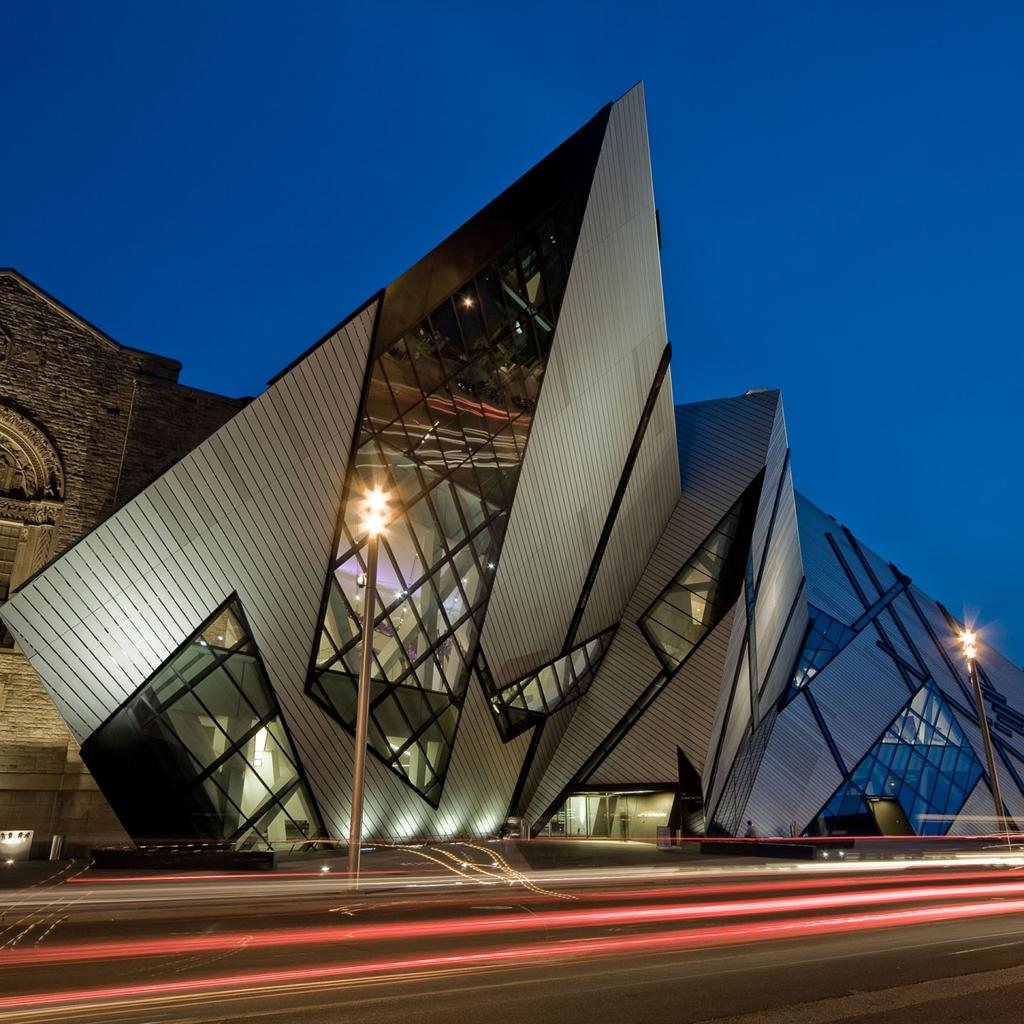 Royal Ontario Museum: natural history