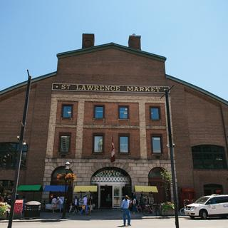 St. Lawrence Market: a paradise for gourmets