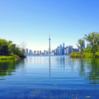 A summer visit to the Toronto Islands